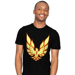Firebird - Mens - T-Shirts - RIPT Apparel