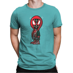 Peanut Spida - Mens Premium - T-Shirts - RIPT Apparel