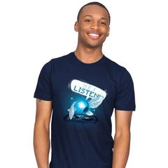 Hey Listen! - Art Attack - Mens - T-Shirts - RIPT Apparel