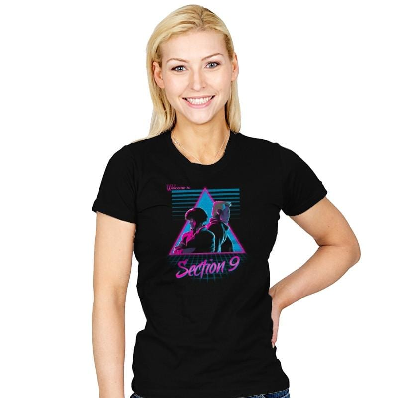 Section 9 - Womens - T-Shirts - RIPT Apparel