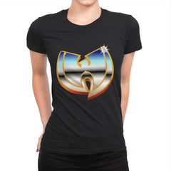 Wu-Mania - Anytime - Womens Premium - T-Shirts - RIPT Apparel