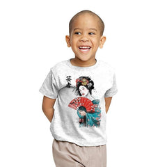 Geisha - Youth - T-Shirts - RIPT Apparel