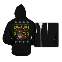 Consume! - Hoodies - Hoodies - RIPT Apparel