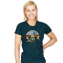 The Starpuff Rebels - Womens - T-Shirts - RIPT Apparel