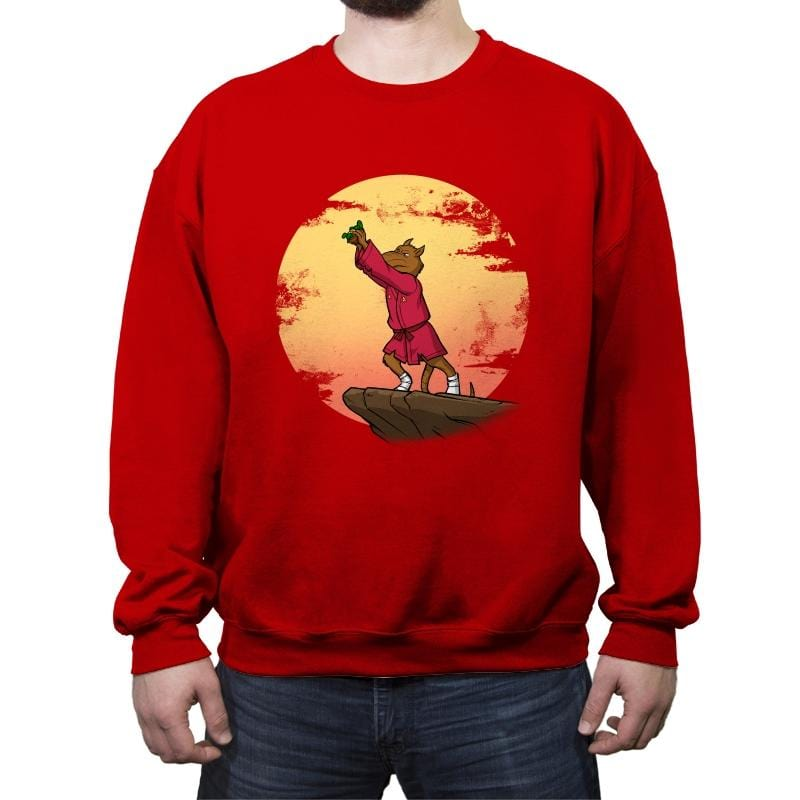 Turtle Kings - Crew Neck Sweatshirt - Crew Neck Sweatshirt - RIPT Apparel