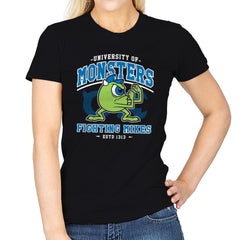 Fighting Mikes - Womens - T-Shirts - RIPT Apparel