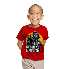 Red Dead Empire  - Youth - T-Shirts - RIPT Apparel