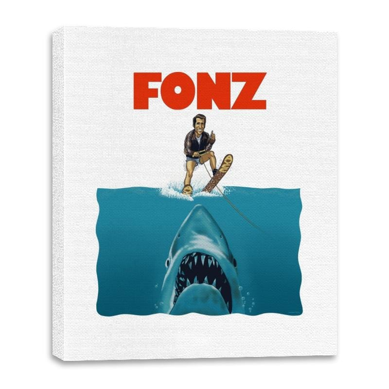 FONZ - Canvas Wraps - Canvas Wraps - RIPT Apparel