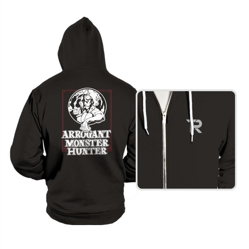 Arrogant Monster Hunter - Hoodies - Hoodies - RIPT Apparel