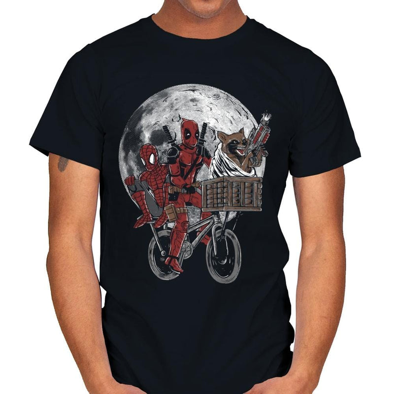 Chimichanga's Quest - Mens - T-Shirts - RIPT Apparel