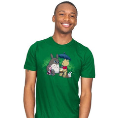 Forest Friends - Mens - T-Shirts - RIPT Apparel