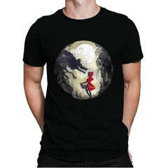Little Red Head - Mens Premium - T-Shirts - RIPT Apparel