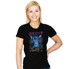 Kaiju 626 - Womens - T-Shirts - RIPT Apparel