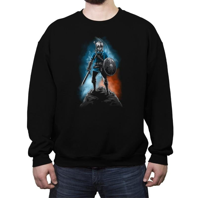 Linkrim - Crew Neck Sweatshirt - Crew Neck Sweatshirt - RIPT Apparel