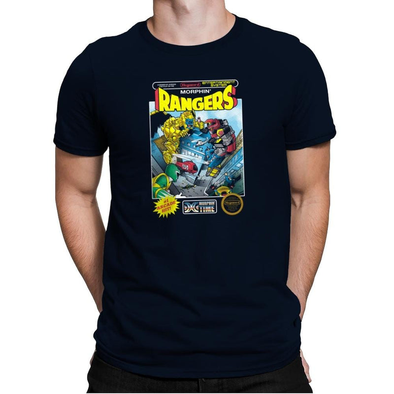 Ranger Rampage Exclusive - Mens Premium - T-Shirts - RIPT Apparel