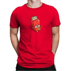 Flash Drive - Mens Premium - T-Shirts - RIPT Apparel