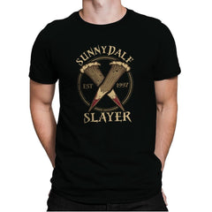 Sunnydale Slayer - Mens Premium - T-Shirts - RIPT Apparel