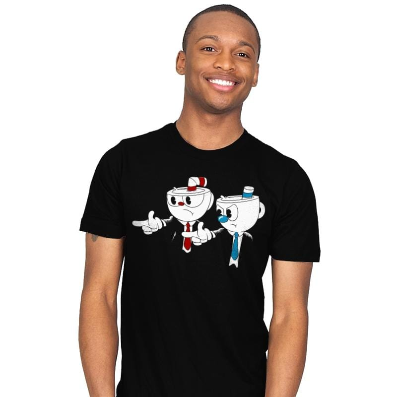 Cup Fiction Exclusive - Best Seller - Mens - T-Shirts - RIPT Apparel