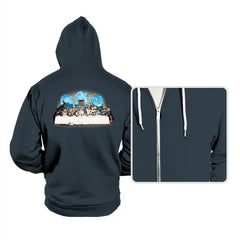 Holy Grail dinner - Hoodies - Hoodies - RIPT Apparel
