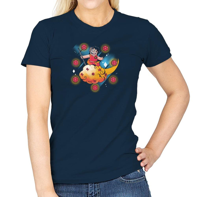 Crystal Ball Exclusive - Womens - T-Shirts - RIPT Apparel