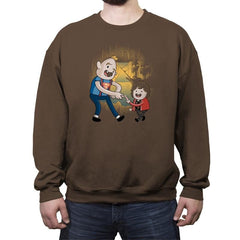 Goonie Time - Crew Neck Sweatshirt - Crew Neck Sweatshirt - RIPT Apparel