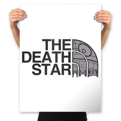 The Station Face - Prints - Posters - RIPT Apparel