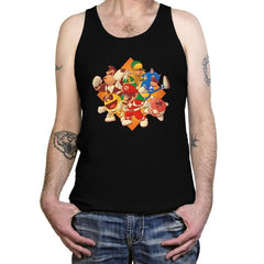 Mighty Gaming Rangers - Tanktop - Tanktop - RIPT Apparel