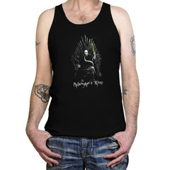 The Philosopher's Throne - Tanktop - Tanktop - RIPT Apparel
