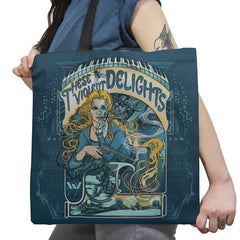 These Violent Delights Exclusive - Tote Bag - Tote Bag - RIPT Apparel