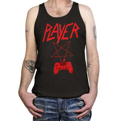 Player - Tanktop - Tanktop - RIPT Apparel