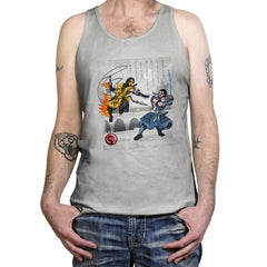 Fire vs Ice - Tanktop - Tanktop - RIPT Apparel