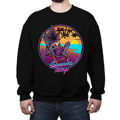 Summer Things - Crew Neck Sweatshirt - Crew Neck Sweatshirt - RIPT Apparel