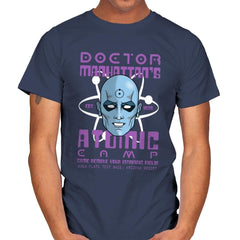 Doctor's Atomic Camp - Mens - T-Shirts - RIPT Apparel