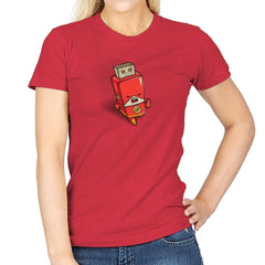 Flash Drive - Womens - T-Shirts - RIPT Apparel