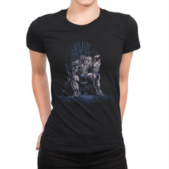 King of the Universe - Anytime - Womens Premium - T-Shirts - RIPT Apparel