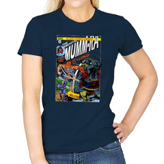 Return of Immortal Mumm-ra - Womens - T-Shirts - RIPT Apparel