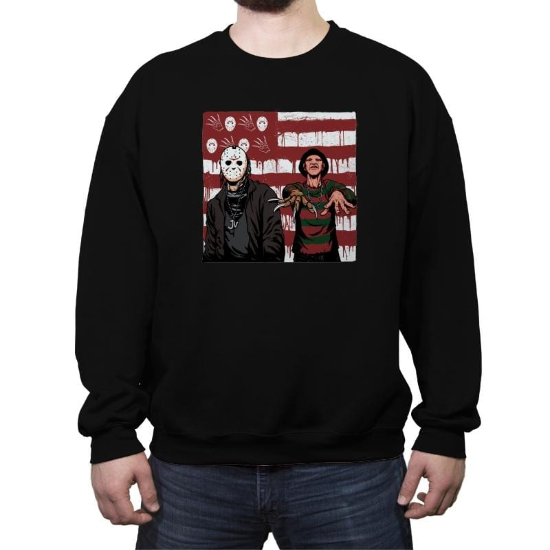 Killania - Crew Neck Sweatshirt - Crew Neck Sweatshirt - RIPT Apparel