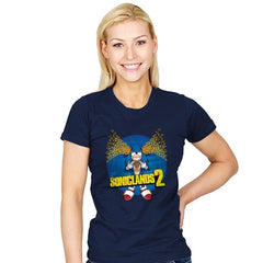 Soniclands 2 - Womens - T-Shirts - RIPT Apparel