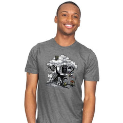 African Tree House - Mens - T-Shirts - RIPT Apparel