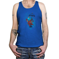 Mr. P - Tanktop - Tanktop - RIPT Apparel