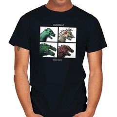 Godzillaz - Kaiju Days Exclusive - Mens - T-Shirts - RIPT Apparel