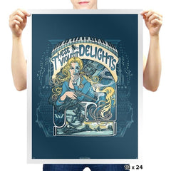These Violent Delights Exclusive - Prints - Posters - RIPT Apparel