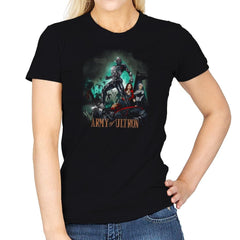 Army of Robots Exclusive - Womens - T-Shirts - RIPT Apparel