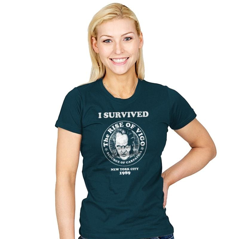 Surviving Vigo - Womens - T-Shirts - RIPT Apparel