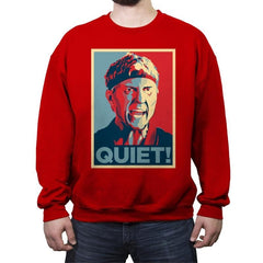 A Quiet Hope - Crew Neck Sweatshirt - Crew Neck Sweatshirt - RIPT Apparel