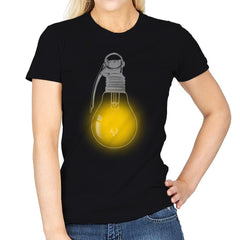 Explosive Idea - Womens - T-Shirts - RIPT Apparel
