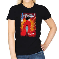The Amazing Tetsuo - Womens - T-Shirts - RIPT Apparel