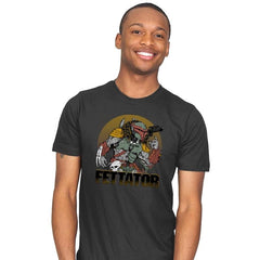 Fettator Reprint - Mens - T-Shirts - RIPT Apparel