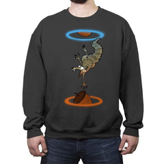 Infi-nut! - Raffitees - Crew Neck Sweatshirt - Crew Neck Sweatshirt - RIPT Apparel
