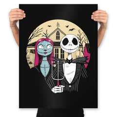 Nightmare Gothic - Prints - Posters - RIPT Apparel